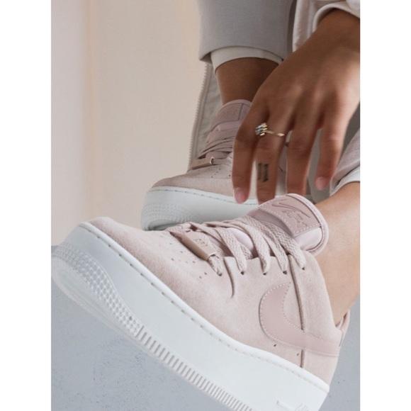 Nike Shoes Air Force 1 Sage Low Particle Beige Af1 Poshmark